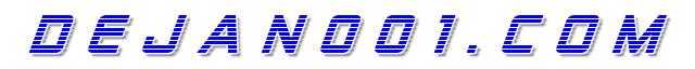 Dejan001.com